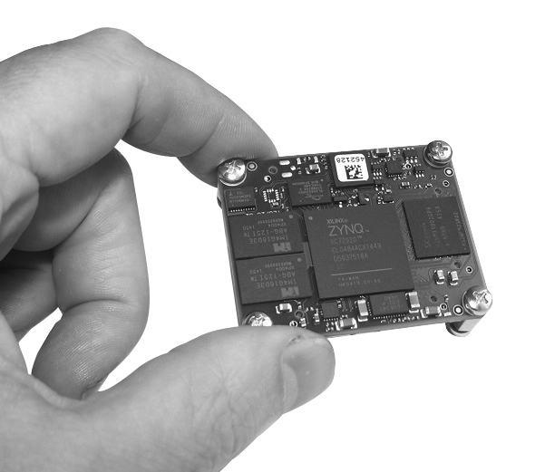 Somatidio hardware